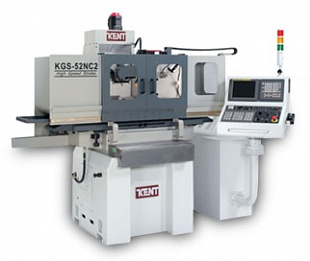 Серия KGS-CNC Surface grinder - Saddle Traveling Type